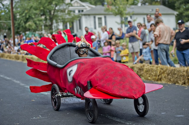 Soapbox Derby to benefit REAP Oct. 1, 2016